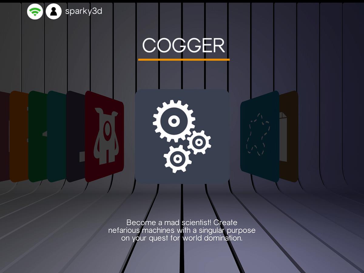 cogger_menu