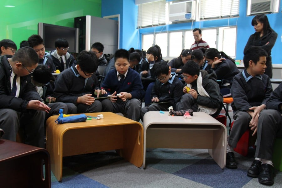 hong kong school makers empire
