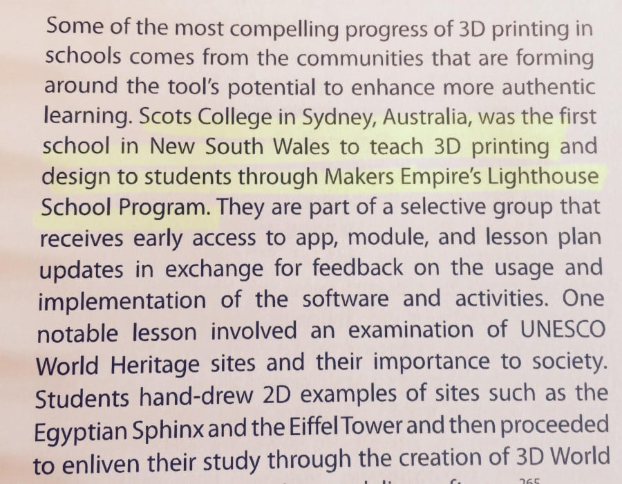 makers empire nmc report
