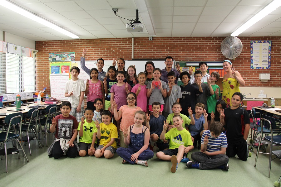 How Maplewood Intermediate School students study the Space ...