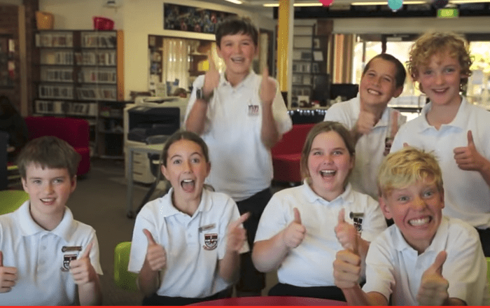 Grade 5 St Stephens School students use 3D printing to solve a real world problem