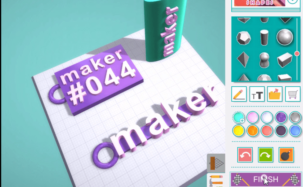 How to make a nametag using Makers Empire 3D (VIDEO) | Makers Empire
