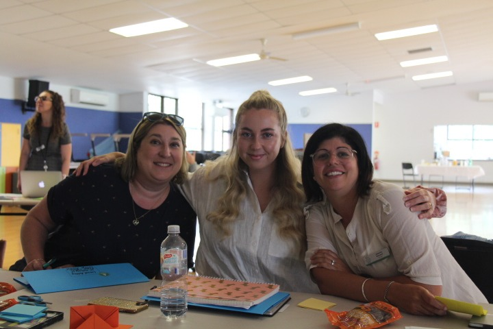 Teachers from St. Anthony Padua Catholic College