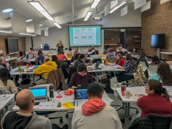 Delivering 3D Tech to Denver Public School District   Custom Professional Development