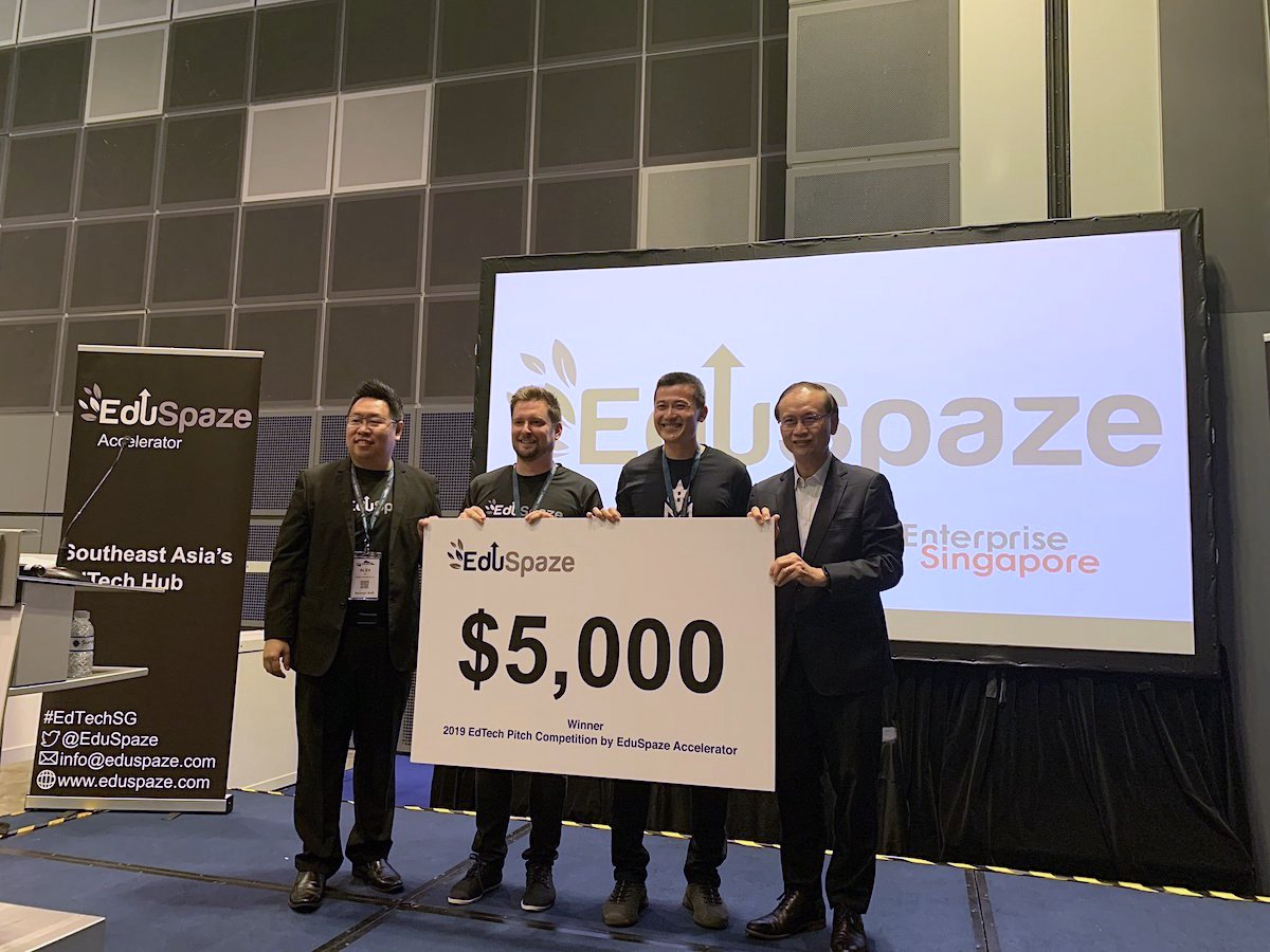 Makers Empire Wins EduTech Asia's Pitch Competition