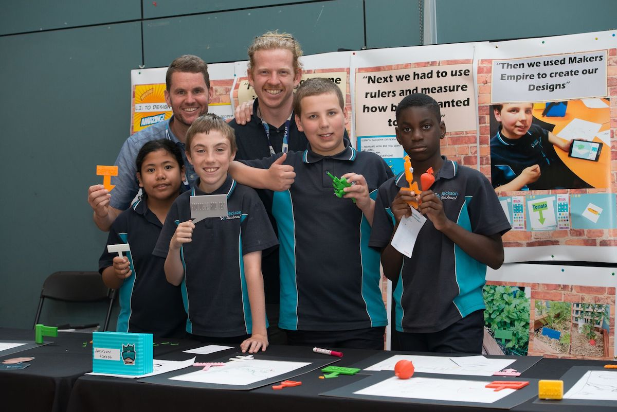 8 West Melbourne Schools Celebrate STEM Learning funded by Toyota Community Trust