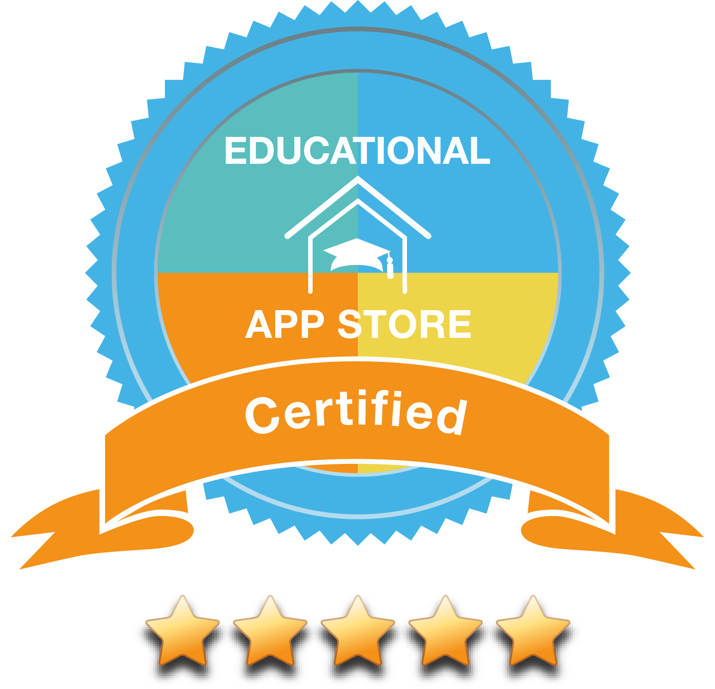 Makers Empire is Certified by the Educational App Store