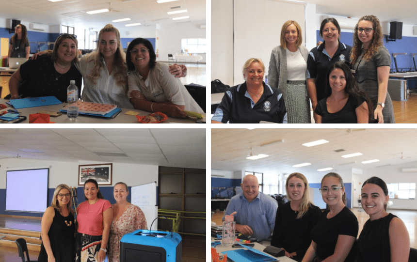 Sydney Catholic Schools Join Together for STEM Project with Makers Empire