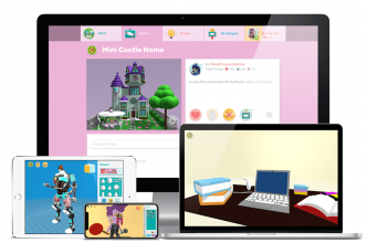 Makers Empire 3D design app on various devices