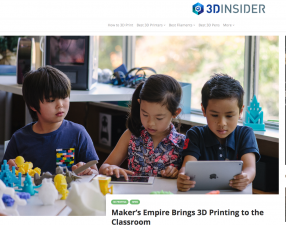 3D Insider Makers Empire Review