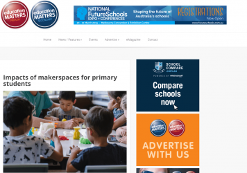 Education Matters Makers Empire