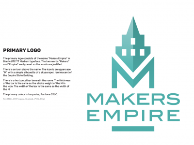 Makers Empire Style Guide